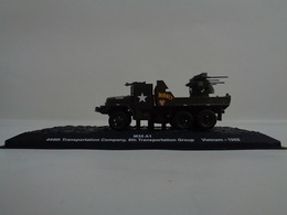 Véhicule  M35A1-444th Transportation Company,8th Transportation Group    Vietnam - 1968 1/72- Neuf - Altaya - Voitures, Camions, Bus
