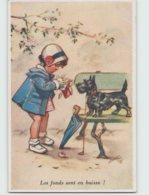 (2972) Germaine Bouret ... Les Fonds Sont En Baisse (Editions Superluxe 2) - Bouret, Germaine