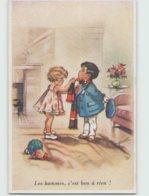 (2973) Germaine Bouret ... Les Hommes, C'est Bon à Rien (Editions Superluxe 11) - Bouret, Germaine