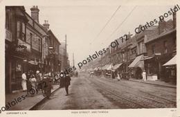 CPA - Angleterre - Smethwick - High Street - Animée - Non Classés