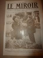 1918 LE MIROIR:Fère-en-Tardenois;US Soldiers ; Lucy-le-Bocage; Saint-Jean-des-Vignes;etc (nombreuses Photographies) - Magazines & Papers