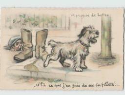 (2974) Germaine Bouret ... A Propos De Bottes . V'là Ce Que J'en Fait De Ses 64 Fillette (MD 52) - Bouret, Germaine