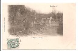 89 - CHABLIS - Le Pâtis Et La Scierie. - Chablis