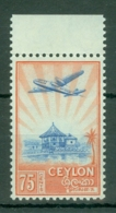 Ceylon: 1950   Pictorial   SG417    75c   MNH - Sri Lanka (Ceylon) (1948-...)