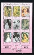 St.Vincent Queen Elizabeth MNH -(V-85) - Famous People