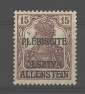 Allenstein,4aIII,xx,gep. - Deutschland