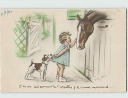 (2977) Germaine Bouret ... Si Tu Me Dis Comment Tu T'appelles, Je Te Donne Un Canard (MD 42) - Bouret, Germaine