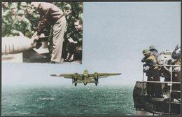Lieutenant Colonel James H Doolittle - Ww2cards Postcard - Characters