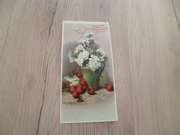 Chromo Chocolat Aiguebelle Kron Sivers  Flowers Fleurs - Aiguebelle