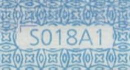 "EURO 20  ITALIA SF S018 A1  FIRST POSITION   ""35""  UNC - EURO"
