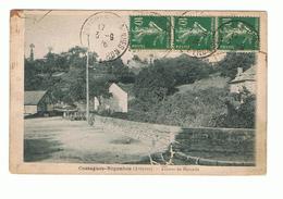 CASSAGNES -BEGONHES - 12 - AVENUE DE NAUCELLE - Autres Communes