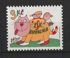 MiNr. 117 Tschechische Republik: 1996, 29. Mai. Weltkindertag. - Tschechische Republik