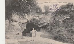 OISE - CREIL - GROTTE DE CRICRI - Creil