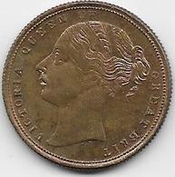Grande Bretagne - Médaille Queen Victoria To Hanover - 1837 - Monarchia/ Nobiltà