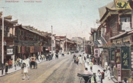 AK  - China - Shanghai - Nanking Road - 1900 - Chine