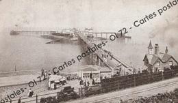 CPA - Angleterre > Somerset - Weston Super Mare - Birnbeck Pier - Weston-Super-Mare