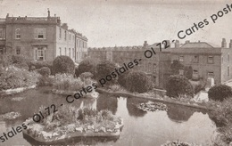 CPA - Angleterre > Somerset - Weston Super Mare - Prince Consort Gardens - Weston-Super-Mare