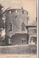 Cp , 02 , COUCY-le-CHÂTEAU , La Tour De Moyembrie - Autres Communes