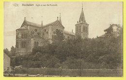 * Rochefort (Namur - La Wallonie) * (JOS) église Vue Du Fumoir, Kerk, Church, Kirche, Parc, Rare, Mouton, Scheep - Rochefort