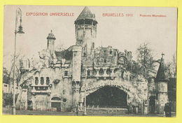 * Brussel - Bruxelles - Brussels * (Edit François) Exposition Universelle, Expo 1910, Royaume Merveilleux, Rare, Old - Wereldtentoonstellingen