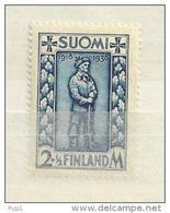 1938 MNH Finland, Posrfris** - Finland