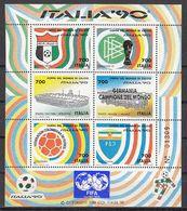 Football / Soccer / Fussball - WM 1990:  Italien  KB ** - Sonderdruck - Fußball-Weltmeisterschaft