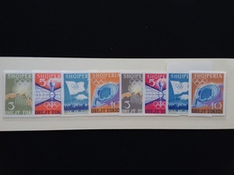 ALBANIA - Olimpiadi Tokio 1964 Nn. 823/26 + 828/31 Nuovi ** + Spese Postali - Albania