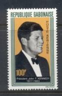 Gabon 1964 JFK Kennedy MUH - Gabon