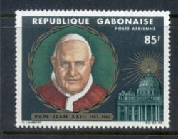 Gabon 1965 Pope John Paul XXIII MUH - Gabon
