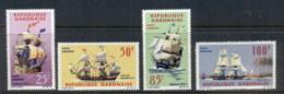 Gabon 1965 Sailing Ships MUH - Gabon