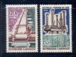 Gabon 1966 Economic Development MUH - Gabon