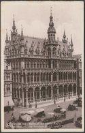 Côté Nord-Est, Maison Du Roi, Bruxelles, 1937 - Thill Nels CPA - Brussels (City)