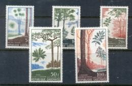 Gabon 1967 Trees MUH - Gabon