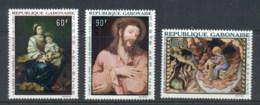 Gabon 1968 Art, Christ MUH - Gabon