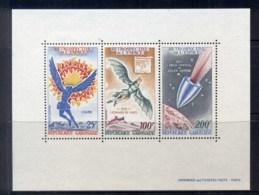 Gabon 1970 Space History MS MUH - Gabon