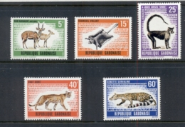 Gabon 1970 Wildlife MUH - Gabon