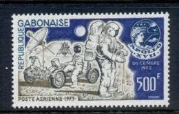 Gabon 1972 Apollo XVII Space Mission MUH - Gabon