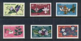 Gabon 1972 Flowers, Acanthus MUH - Gabon