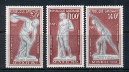 Gabon 1972 Summer Olympics Munich MUH - Gabon