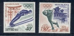 Gabon 1972 Winter Olympics Sapporo MUH - Gabon