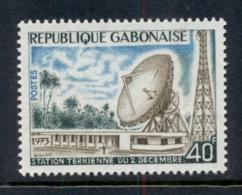 Gabon 1973 Earth Station 2 MUH - Gabon