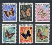 Gabon 1973 Insects, Butterflies MUH - Gabon