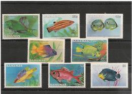 BAHAMAS  Faune: Poisson/Fish Année 1990 N°Y/T : 713/720**   Côte :35,50 € - Bahamas (1973-...)