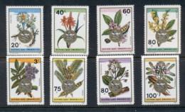 Rwanda 1969 Medicinal Plants & Flowers MUH - Rwanda