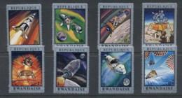 Rwanda 1970 Conquest Of Space MUH - Rwanda