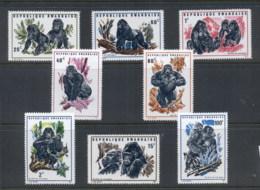 Rwanda 1970 Gorillas MUH - Rwanda