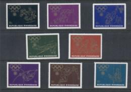Rwanda 1971 Summer Olympics Munich MUH - Rwanda