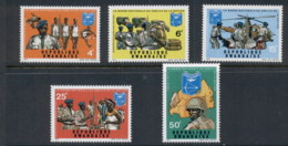 Rwanda 1972 National Guard MUH - Rwanda