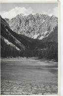 AK 0050  Tragöss - Grüner See / Verlag Mörtl Um 1940-50 - Leoben