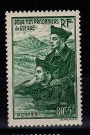 YV 474 N** Prisonniers Cote 2 Euros - Frankreich